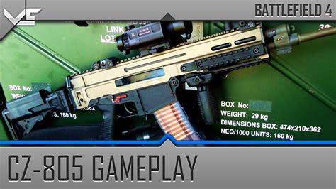 Cz Assault Rifle Bf4