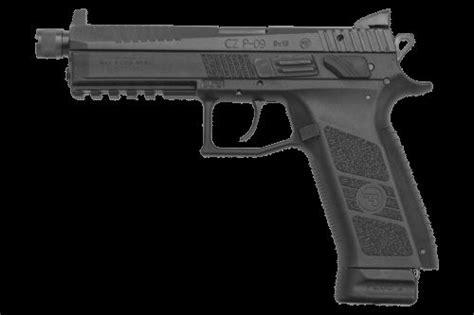 Cz P09 9mm Suppressor Ready Black Budsgunshop Com