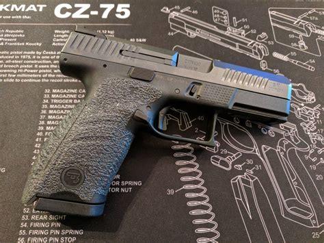 Cz P10c Grips