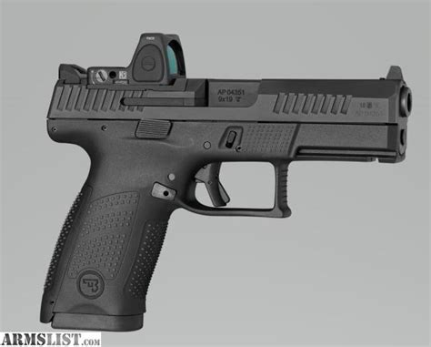 Cz P10c Optics Ready For Sale