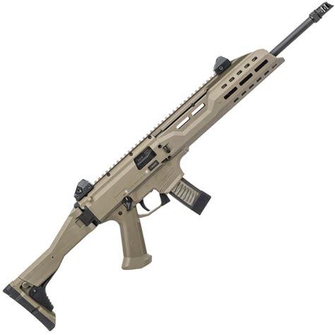 Cz Scorpion Carbine Faux Suppressor Vs Muzzle Brake