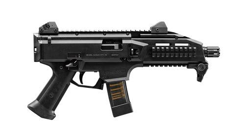 CZ Scorpion Evo 3 S1 9mm Pistol Comes With Original Box