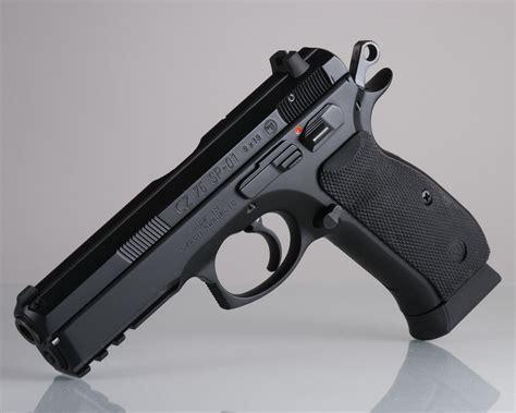 Czech 9mm Handgun