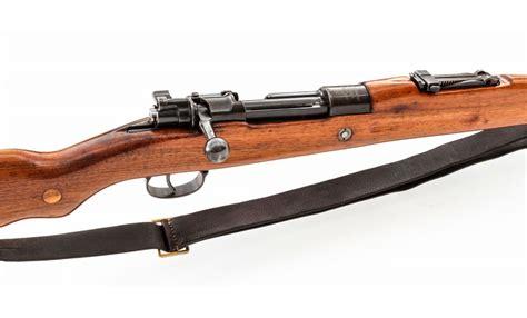 Czechoslovakian Bolt Action Rifle