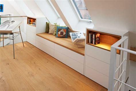 Dachboden Zimmer Einrichten