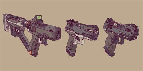 Dahl Pistol Grip