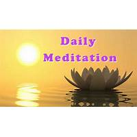 Cheap daily meditation videos
