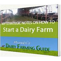 Free tutorial dairy farming guide by momekh