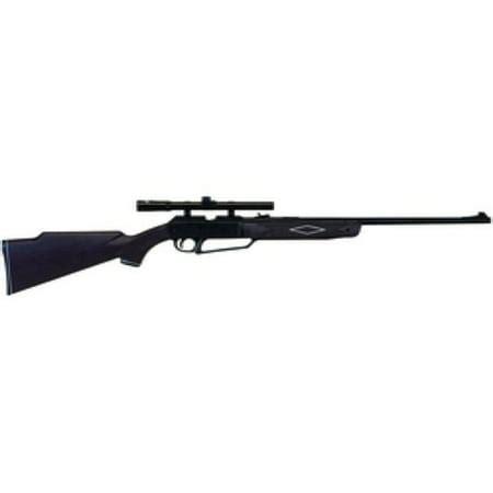 Daisy Powerline 880 Air Rifle Black W Scope