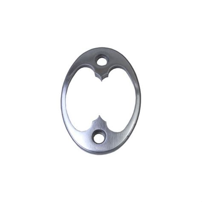 Dakota Arms Rifle Custom Grip Caps B Custom Grip Caps Unfinished Steel