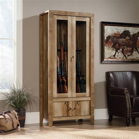 Dakota Pass Gun Cabinet
