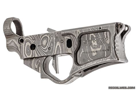 Damascus Lower Receiver