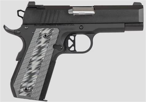Dan Wesson 1911 Ecp Compact 4inch 9mm For Usacarry Com