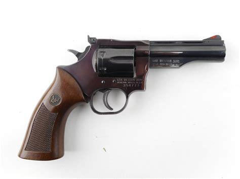 Dan Wesson 357 Model 15 Value