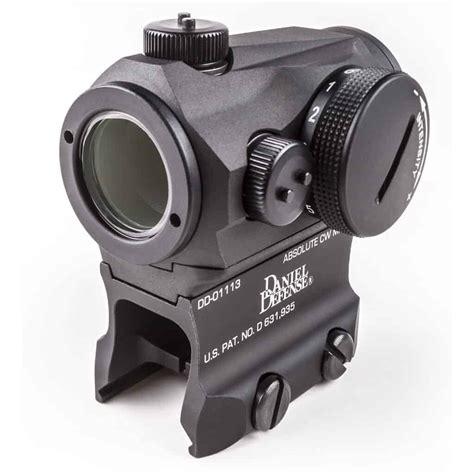 Daniel Defense Aimpoint Micro Mount W Spacer - Amazon Com