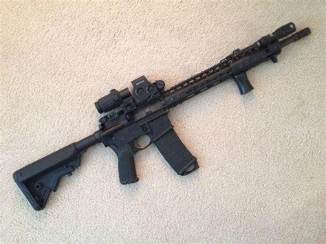 Daniel Defense Eotech 33 Magnifier Troy