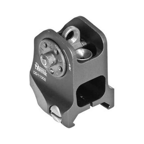 Daniel Defense Fixed Rear Sight Ar15 Com