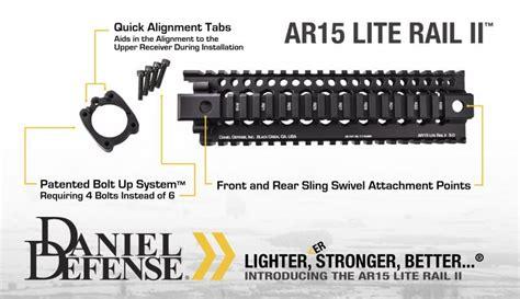 Daniel Defense Introduces The Newly Designed AR15 Lite
