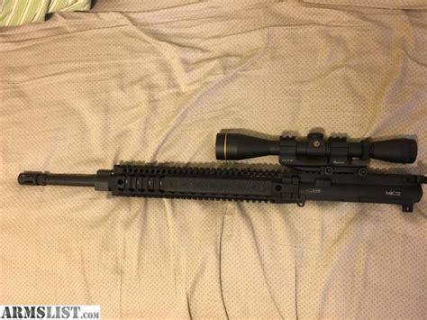 Daniel Defense Mk12 Upper For Sale