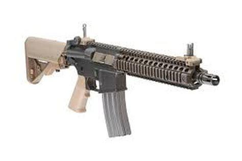 Daniel Defense Mk18 Mod 1
