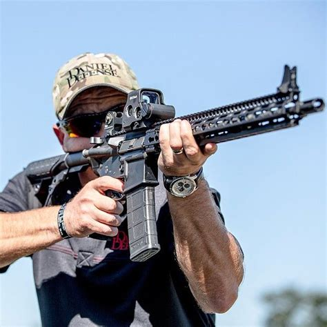 Daniel Defense Sights With Eotech