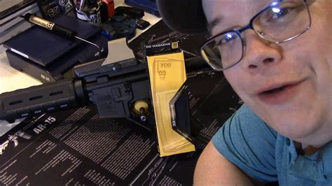 Daniel Defense With D60 Mag Youtube