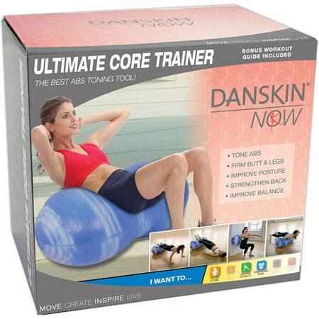 Danskin Ultimate Abs Ball Exercises