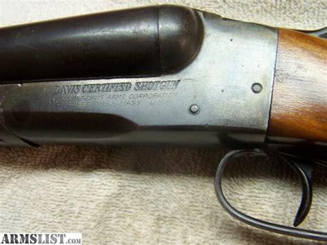 Davis Certified Shotgun 12 Gauge