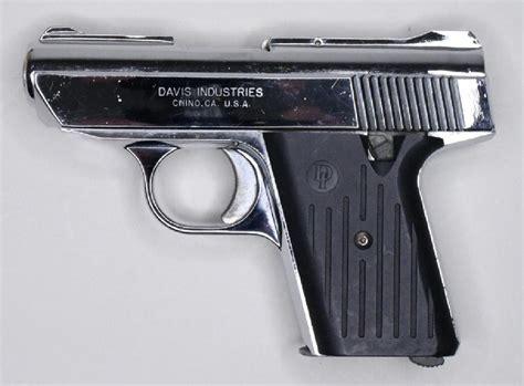 Davis Industries 380 Caliber Handgun