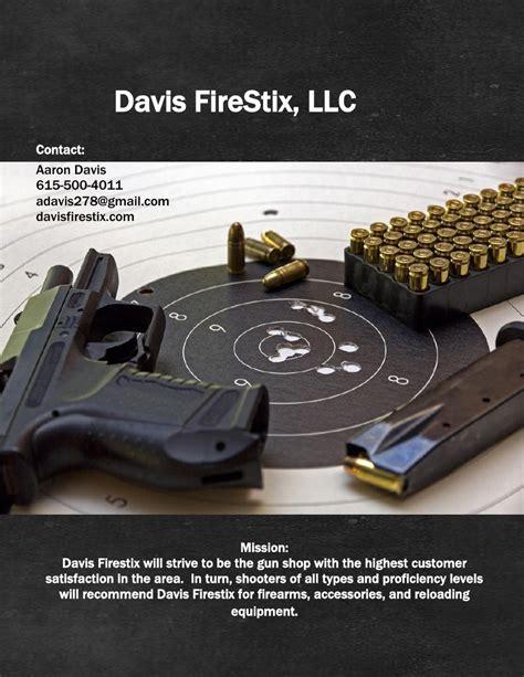 Gun-Store Davis-Gun Store Business Plan.