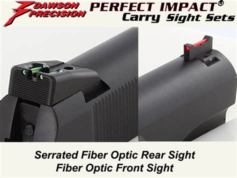 Dawson Precision Gsg 1911 22 Fixed Carry Sight Set