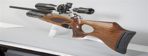 Daystate Air Rifle Video