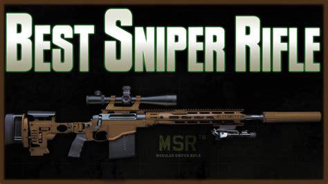 Dayz Epoch Best Sniper Rifle