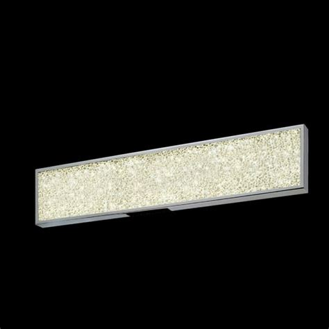 Dazzle LED 1-Light Bath Bar