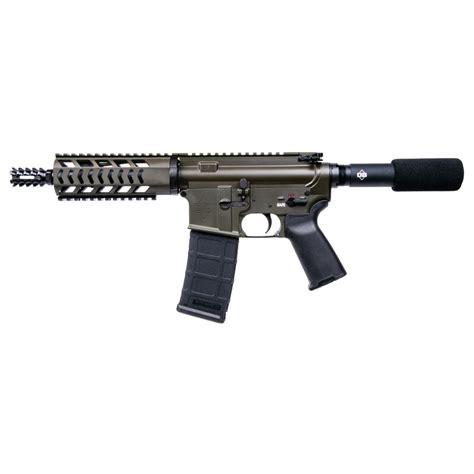 Db Ar 15 Pistol 10 5