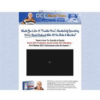 Dcc model trains ebook and online model railroad club membership secret code