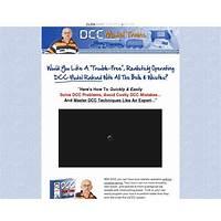 Dcc model trains ebook and online model railroad club membership free tutorials