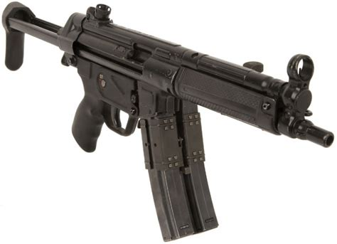 Deactivated Mp5