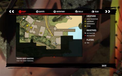 Dead Island Riptide Rifle Ammo Blueprint Map Location
