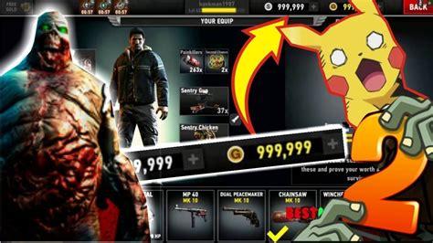 Dead Trigger Cheats Unlimited Money