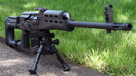 Deadliest Sniper Rifle In The World