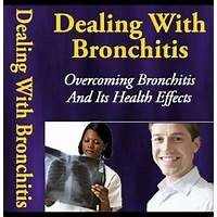 Dealing with bronchitis, overcoming bronchitis and its health effects online coupon