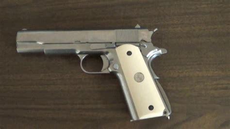 Dean Winchester Pistol
