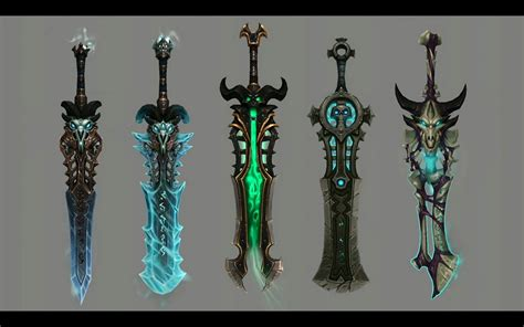Death Knight Armaments