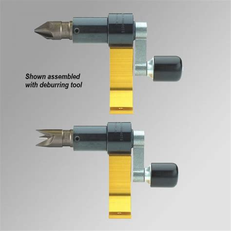 Deburring Tool Base Only Forster Products