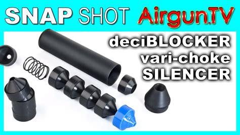 Deciblocker Air Rifle Silencer