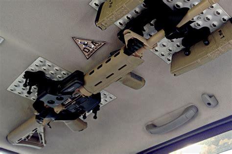 Decisive Action Peg Lock Rifle Mount Kit