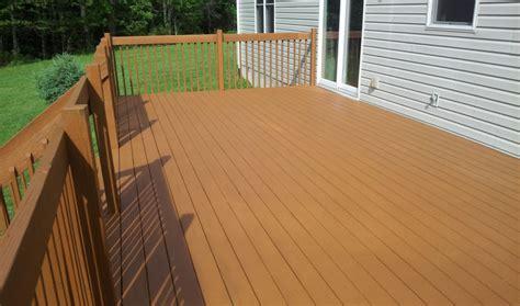 Deck coatings Image