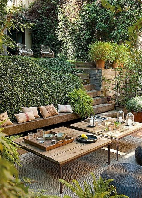 Deck design ideas for small areas Image