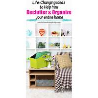 Declutter and organize it comparison